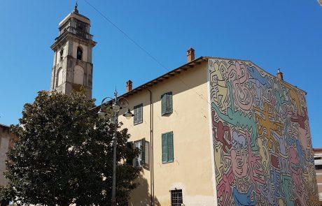 Keith Haring Murales Pisa