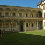 Loggiato Certosa