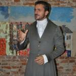 Andrea Vaccà Berlinghieri, IL SALOTTO DI SOFIA